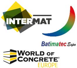 Batimatec, Intermat et Woc Europe